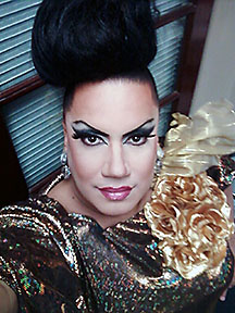 Puerto Rico drag queen