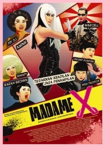 12 215x300 Indonesian Drag Queen Superhero Fights for Minorities in Madame X