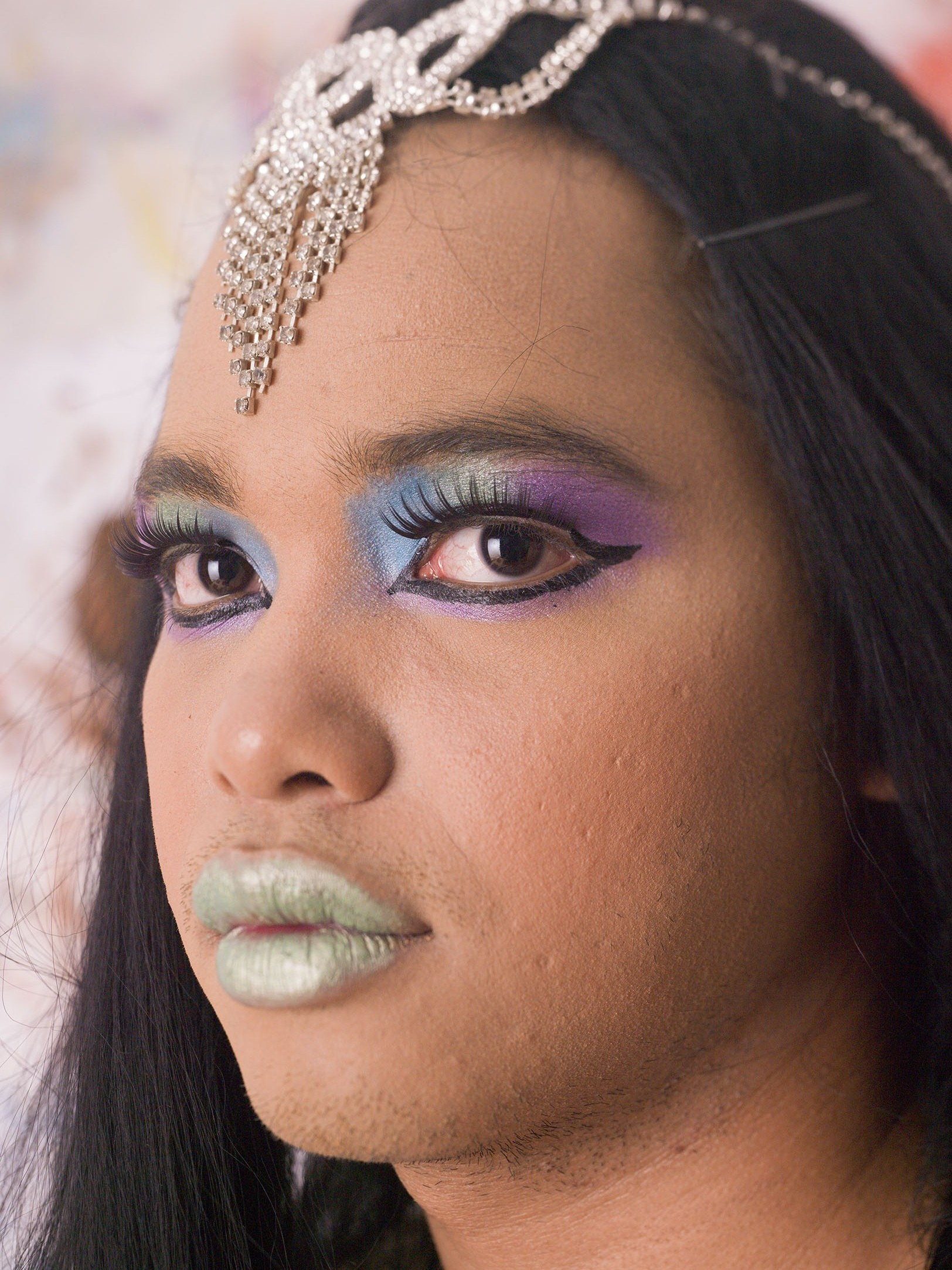 16 Drag in Cambodia: Darun   Portrait