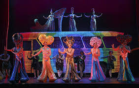 images Review – Priscilla Queen of the Desert the musical