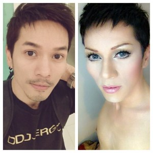 Thailand Crossdresser 12 300x300 Sira Soda Drag Queen and Crossdresser from Thailand