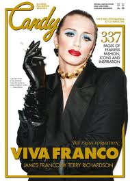 images1 James Franco Is a Drag Queen Cover Girl
