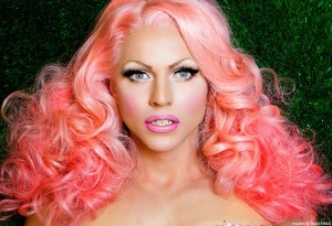 pink hairx633 300x205 Caught In the Courtney Act: Conversations with Australias Favorite Drag Queen