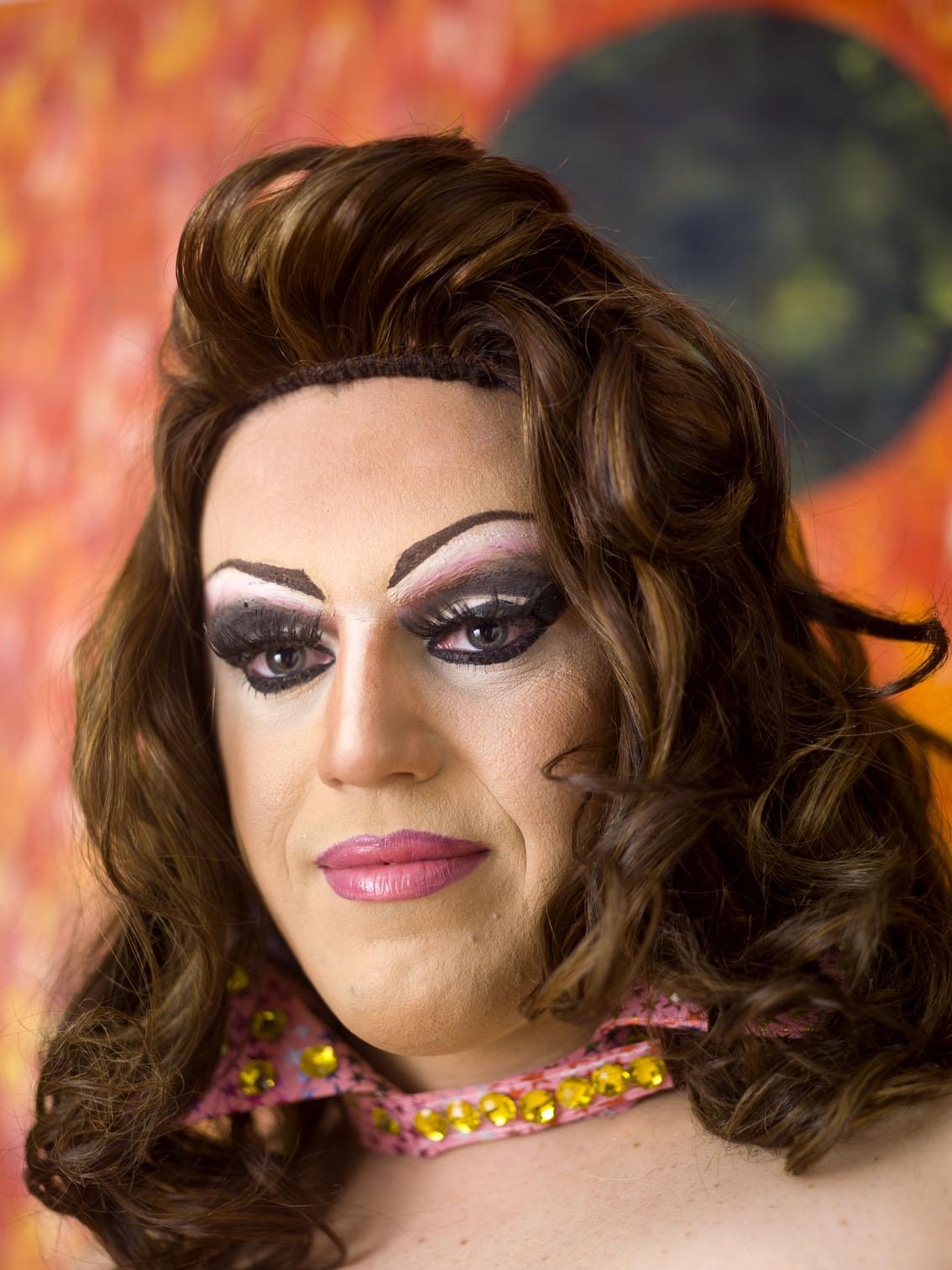 drag queen Tiffany