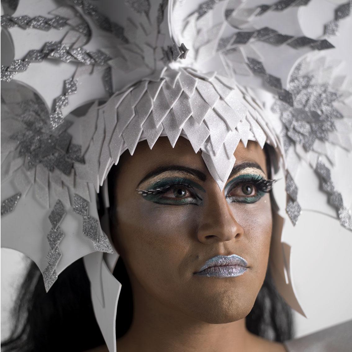 dragqueen bolivia Dannah Kardashian portrait